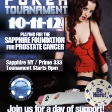 Sapphire Foundation Poker Tournament
