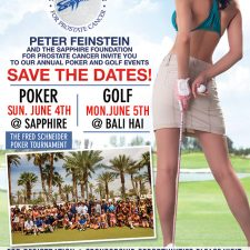2017 Poker and Golf at Sapphire Las Vegas