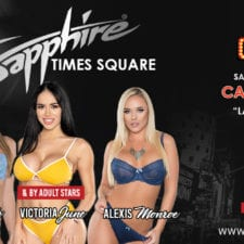 Sapphire Times Square Grand Opening